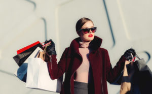 買い物依存症で借金の主婦