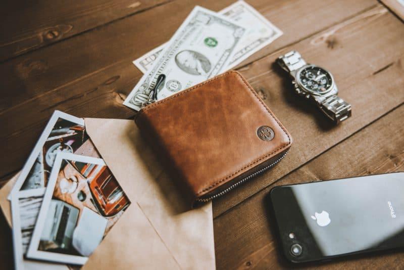 お金の管理は自分で行う
